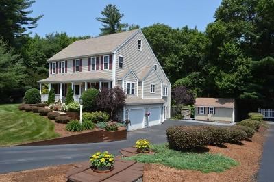 East Bridgewater Single Family Home For Sale: 15 Shelby Court