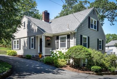 Needham Single Family Home Under Agreement: 29 Brookline Street