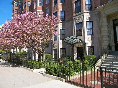 Condo/Townhouse Under Agreement: 56 Commonwealth Ave #55