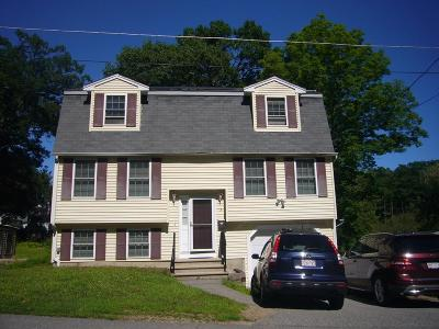 Billerica Single Family Home For Sale: 3 Columbia Rd