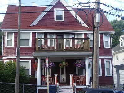 Boston Single Family Home For Sale: 15 Wayne St