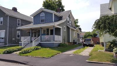 Taunton Single Family Home For Sale: 12 Forest Street