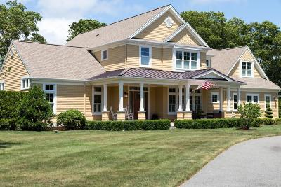 Falmouth Single Family Home Under Agreement: 30 Cash's Trail