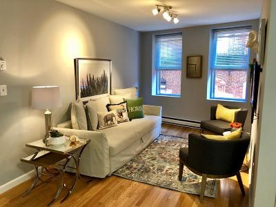 Boston Condo/Townhouse Back On Market: 138 Prince #6