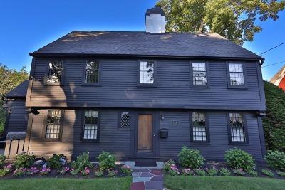 Melrose Single Family Home Under Agreement: 117 Lincoln Street