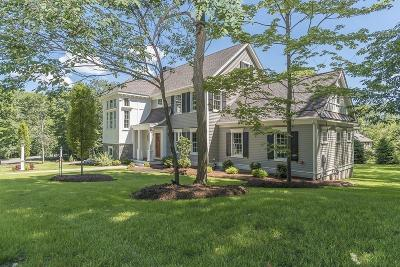 Wenham Single Family Home Price Changed: Zero Virginia Place
