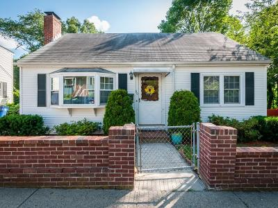MA-Suffolk County Single Family Home For Sale: 69 Hemman St