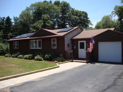 Rockland Single Family Home For Sale: 820 Liberty Street