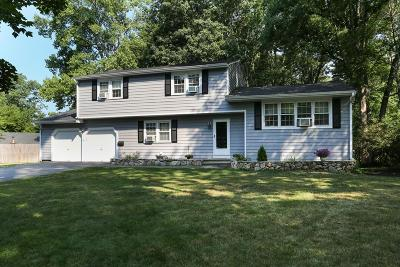 Framingham Single Family Home Under Agreement: 2 Woodside Rd