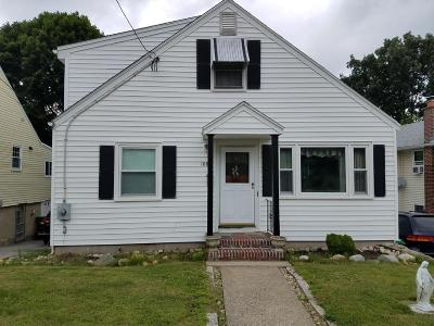 Medford Single Family Home Contingent: 108 Belle Ave