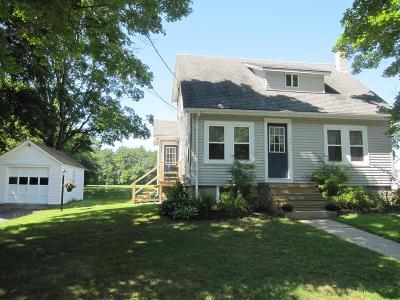 East Bridgewater Single Family Home For Sale: 198 Pleasant St