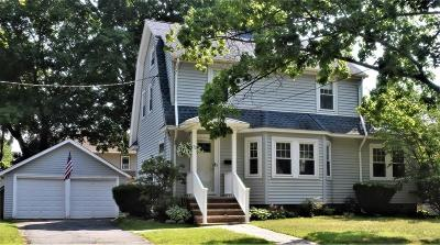 Stoneham Single Family Home Under Agreement: 52 Westwood Road