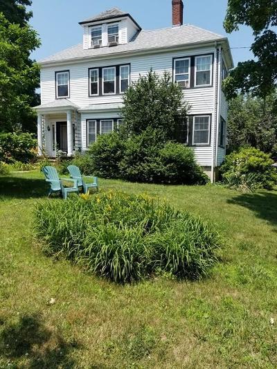 Newton Condo/Townhouse For Sale: 7 Jackson Terrace #7
