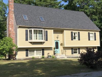 Wareham Single Family Home For Sale: 4 Old Plate Drive