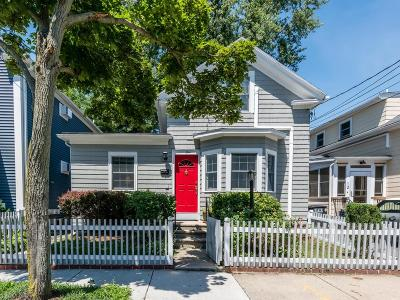 Somerville Single Family Home Contingent: 10 Partridge Avenue