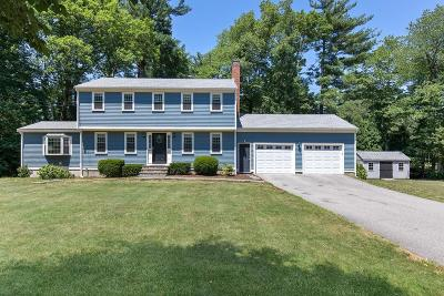 Hingham Single Family Home Contingent: 10 Camelot