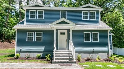 Wayland Single Family Home For Sale: 41 Stonebridge
