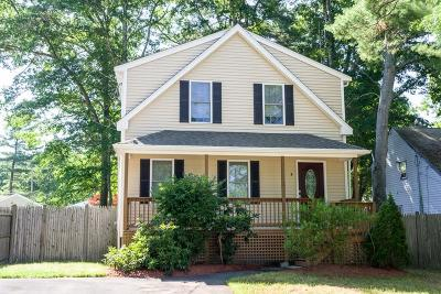 Norton Single Family Home For Sale: 4 Cedar Rd