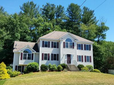 Billerica Single Family Home Extended: 334 Treble Cove Road