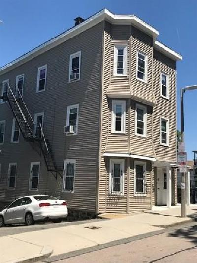 Multi Family Home Under Agreement: 201 Hillside St