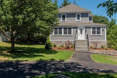 Hingham Single Family Home For Sale: 66 Canterbury Street