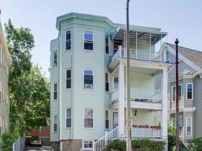 MA-Suffolk County Condo/Townhouse For Sale: 141 South St #3