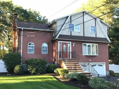 Waltham Single Family Home Under Agreement: 290 Hardy Pond Road