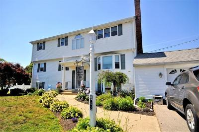 East Bridgewater Single Family Home For Sale: 582 Belmont St