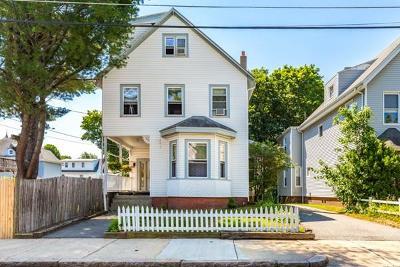 Malden Multi Family Home For Sale: 33 Dodge St