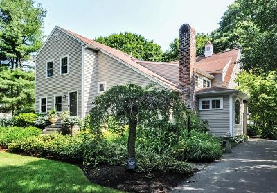 Plymouth Single Family Home For Sale: 888 Long Pond Road