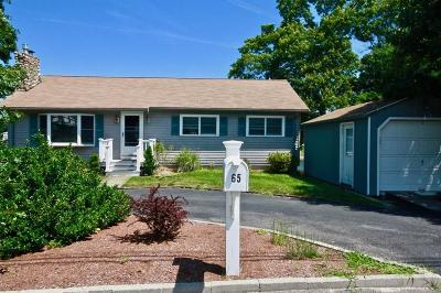 Wareham Single Family Home For Sale: 65 Edgewater Drive