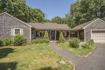 Rehoboth Single Family Home For Sale: 208 Winthrop St