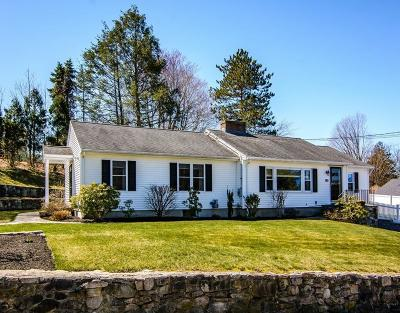 Southborough Single Family Home For Sale: 5 Mitchell St