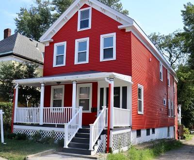 Condo/Townhouse For Sale: 70 School Street #2