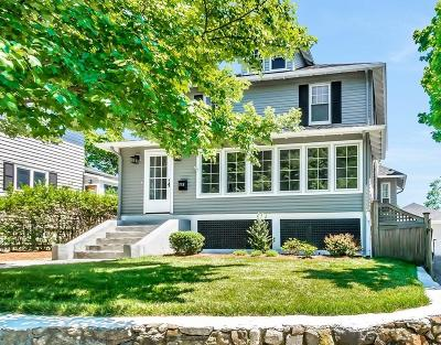 Arlington MA Single Family Home Contingent: $724,900