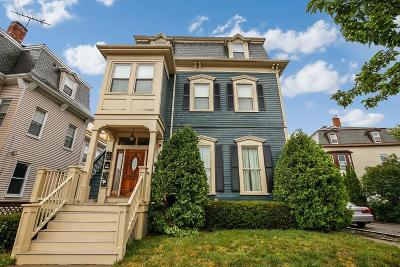 Somerville Condo/Townhouse Under Agreement: 41 Pearl St #3