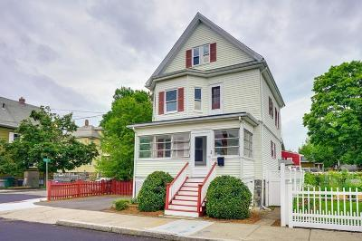 Medford Single Family Home Contingent: 39 Douglas Road