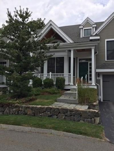 Reading MA Condo/Townhouse For Sale: $759,000