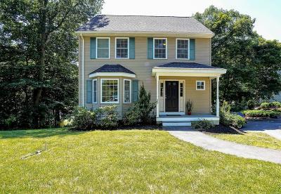 Saugus MA Single Family Home Contingent: $479,900