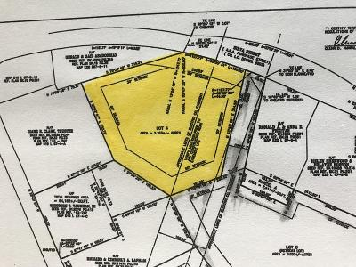 Carver Residential Lots & Land For Sale: Lot 4 Off Silva Street