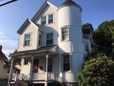 Waltham Single Family Home Under Agreement: 125 Ash Street