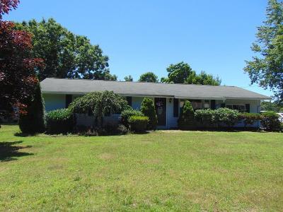 Wareham Single Family Home Contingent: 7 Daniel Rd