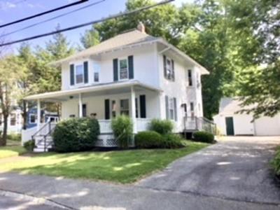 Wenham, Hamilton Multi Family Home Contingent: 113 Railroad Ave