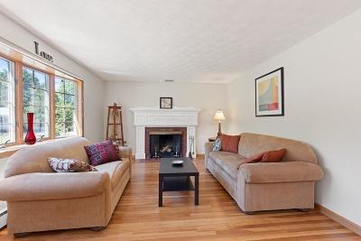 Stoughton Single Family Home Contingent: 38 Lillian Rd