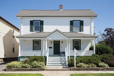 Newton Single Family Home Contingent: 28 Clinton St