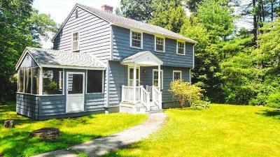 Burlington Rental Under Agreement: 1 Harvard Ave