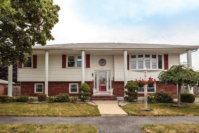 Revere Multi Family Home Under Agreement: 46 Caruso St