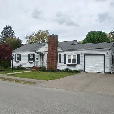 Weymouth Single Family Home For Sale: 36 Karlyn Rd