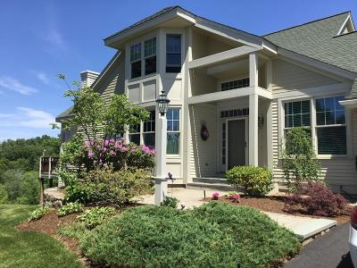 Southborough Condo/Townhouse Under Agreement: 19 Carriage Hill Circle #19