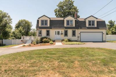 Billerica Single Family Home For Sale: 1 Whittier Rd